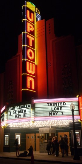 Tainted Love Uptown Napa
