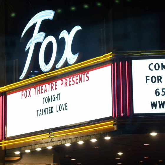 Tatinted LoveFox Theater